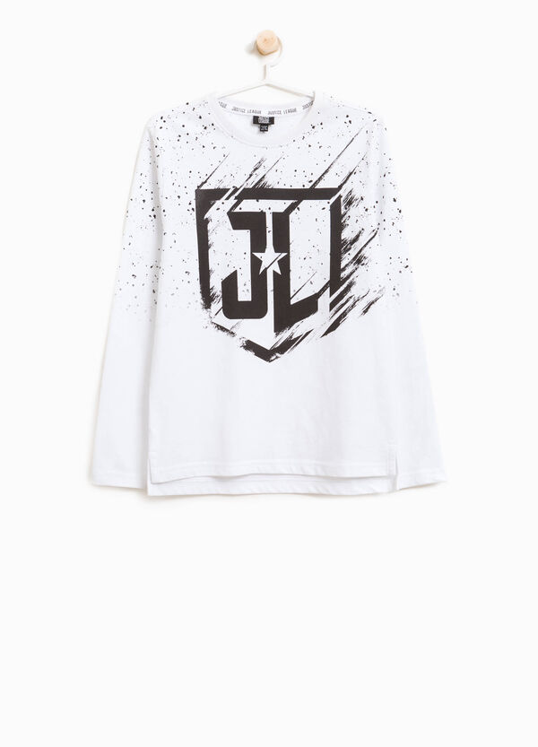T-shirt Justice Legue in cotone | OVS