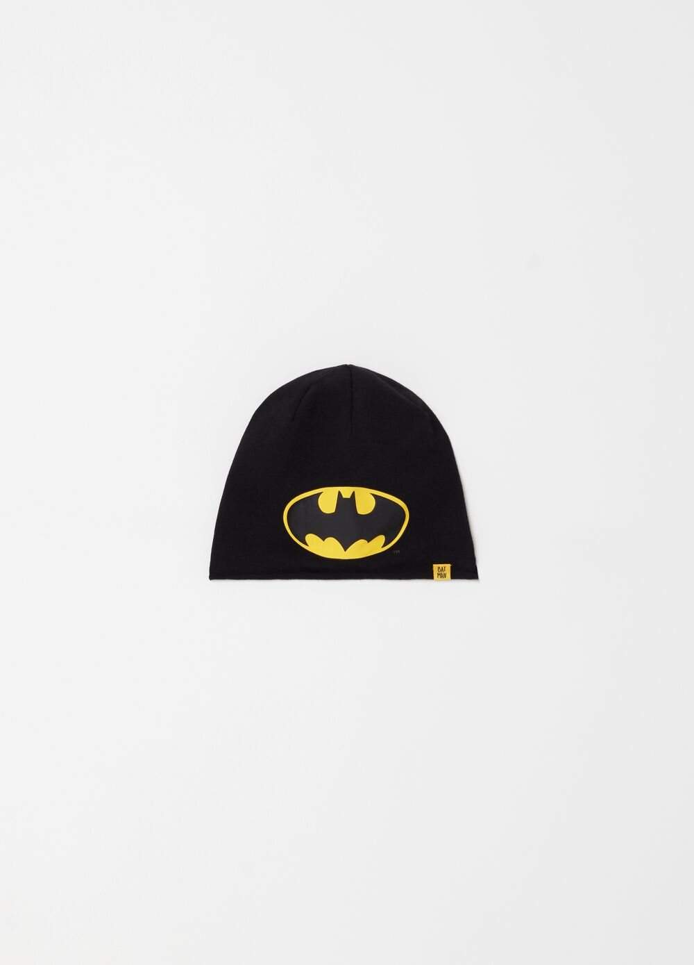 Hat with Warner Bros Batman print [DC COMICS]