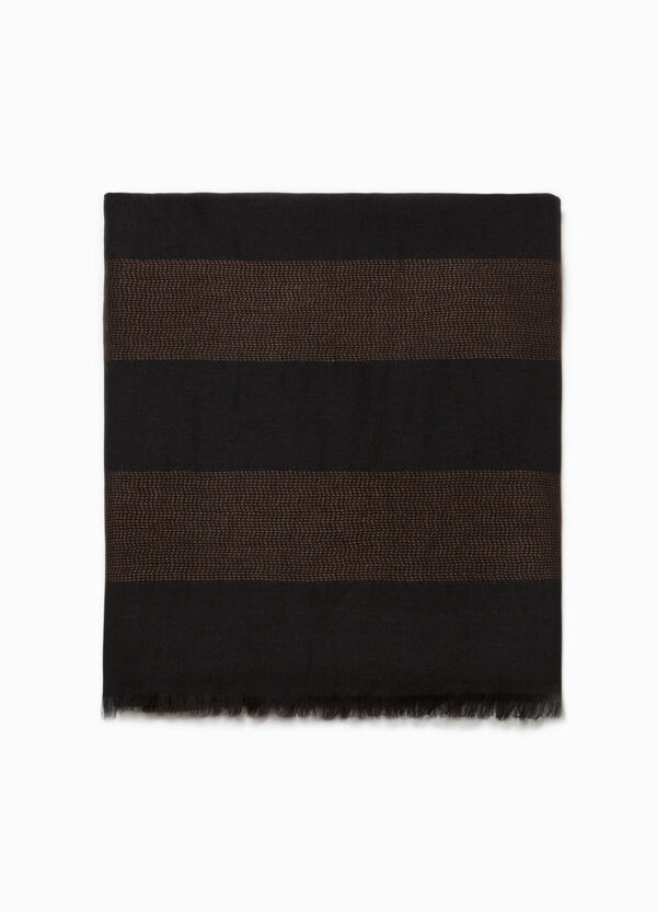 Striped scarf | OVS