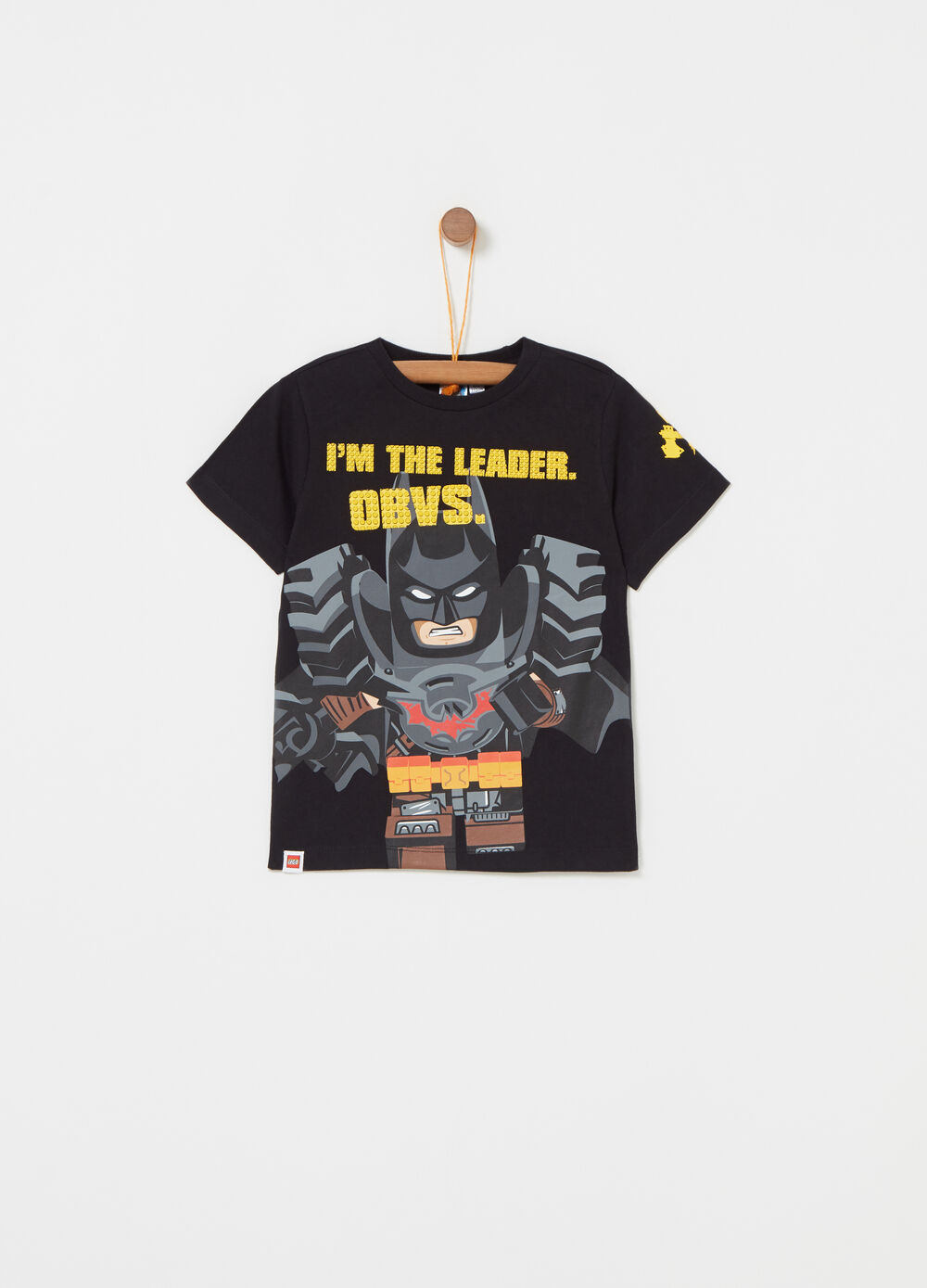 Lego print T-shirt in 100% cotton