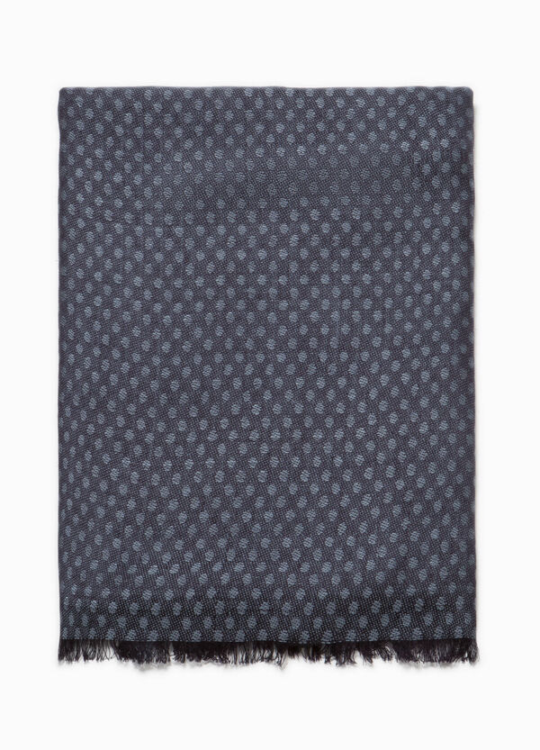 Polka dot scarf in 100% viscose | OVS