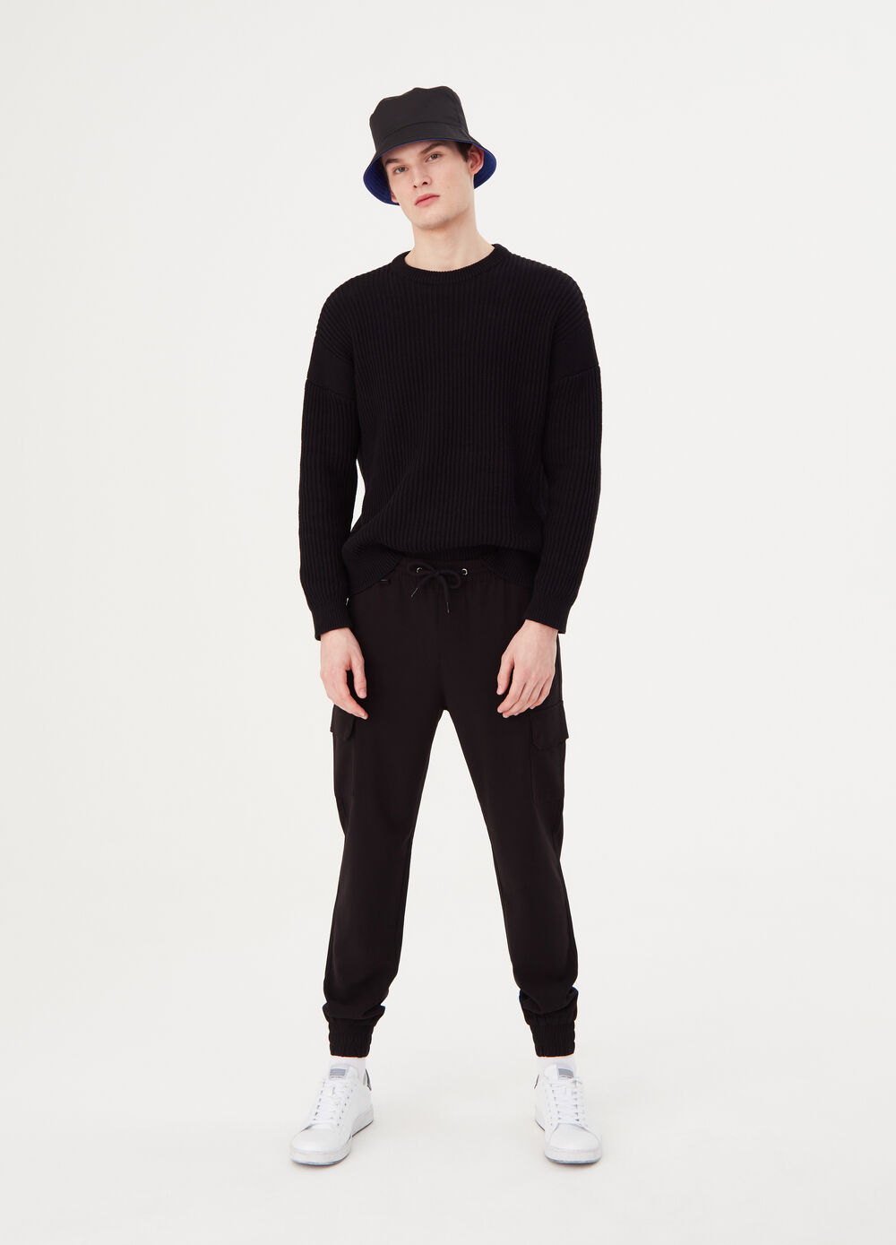 Stretch jogger trousers