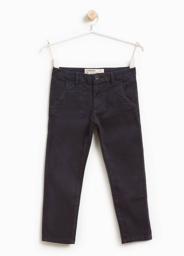 Pantaloni chino stretch | OVS
