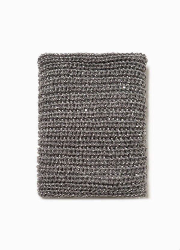 Wide knit neck warmer | OVS