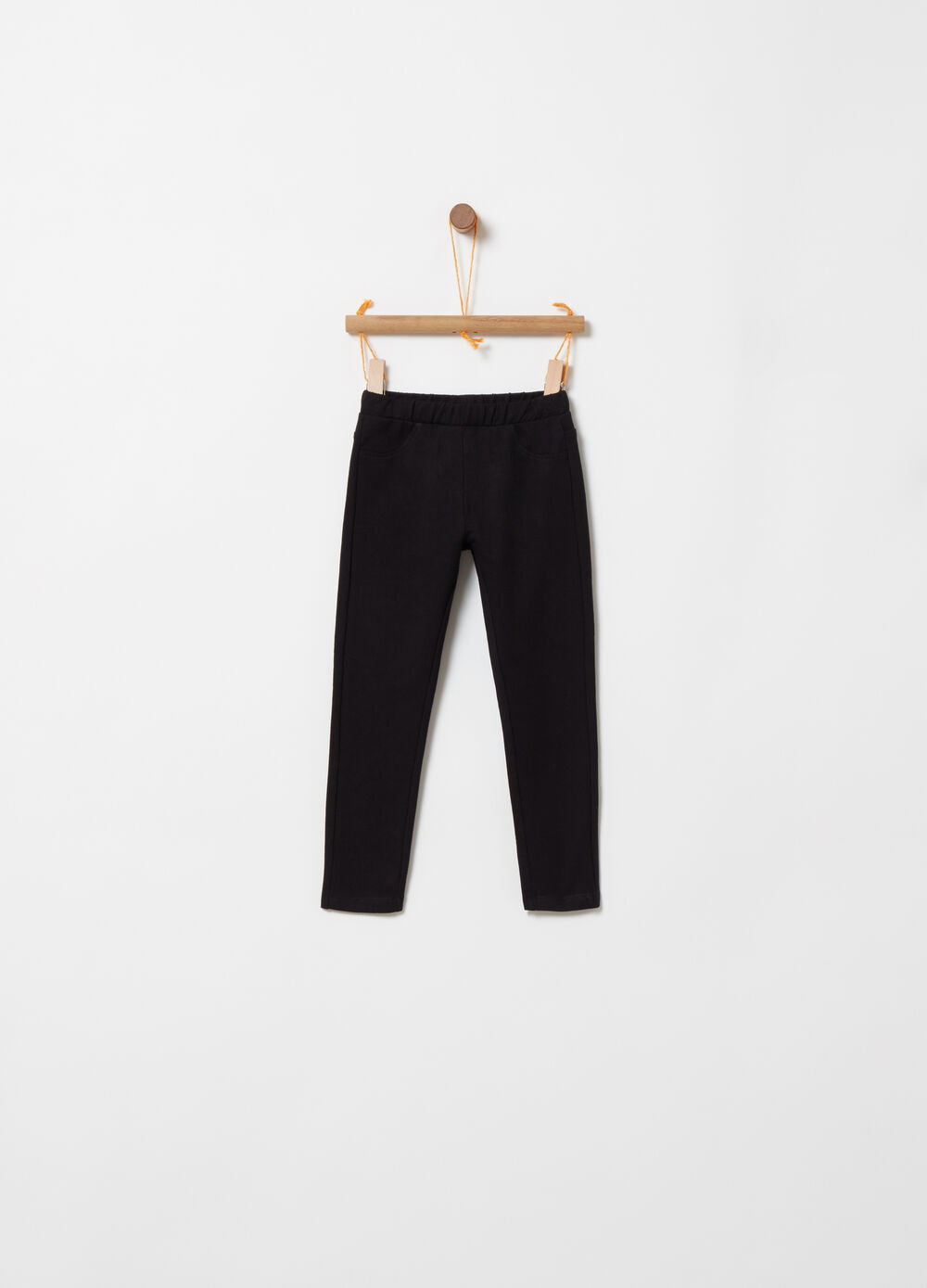 Pantaloni in felpa Biocotton