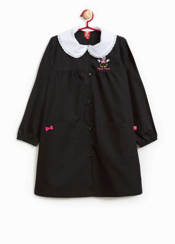 Cotton blend smock with embroidery | OVS