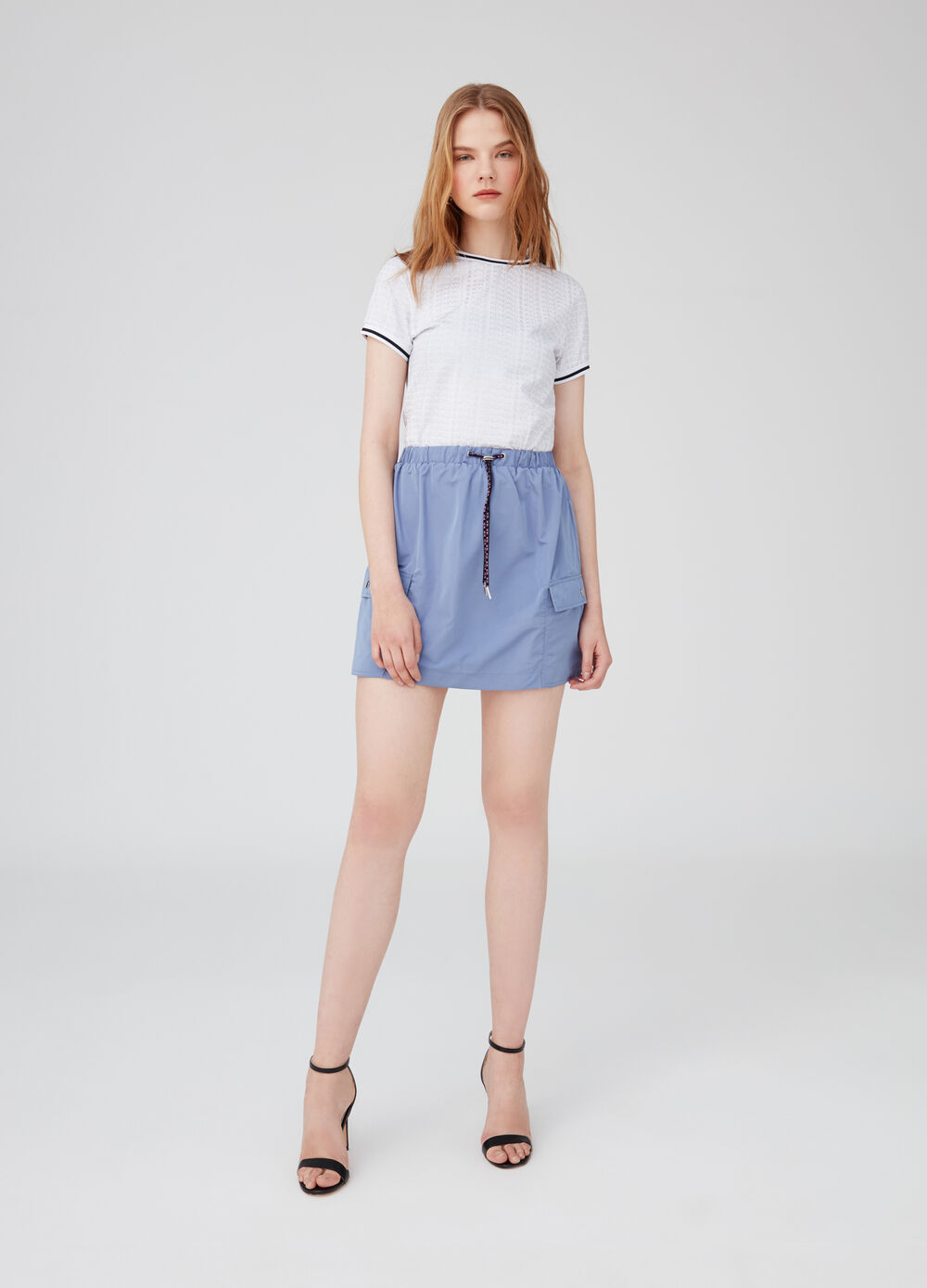 K+K for OVS short skirt with two pockets