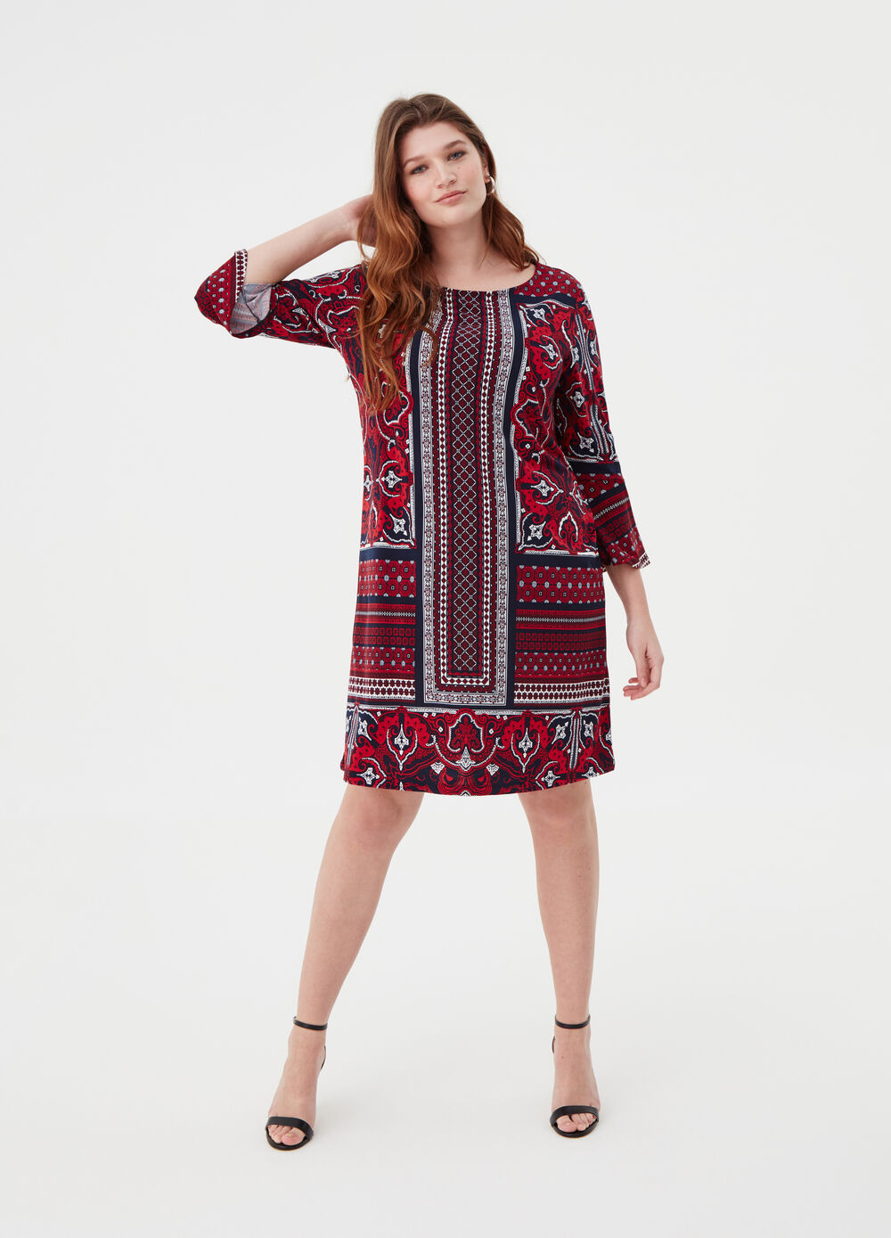 Curvy and Plus Size Women Clothing, Collection 2019