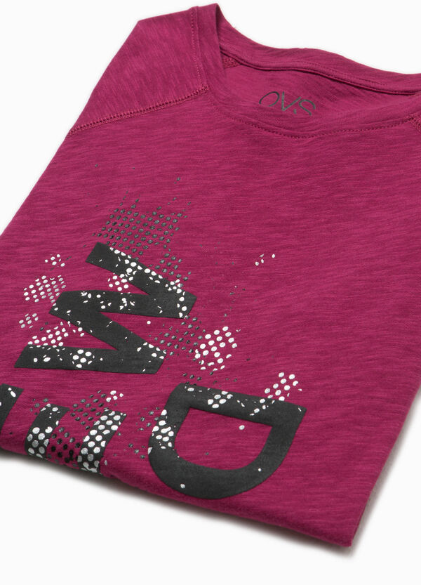 OVS Active Sport Training T-shirt with print