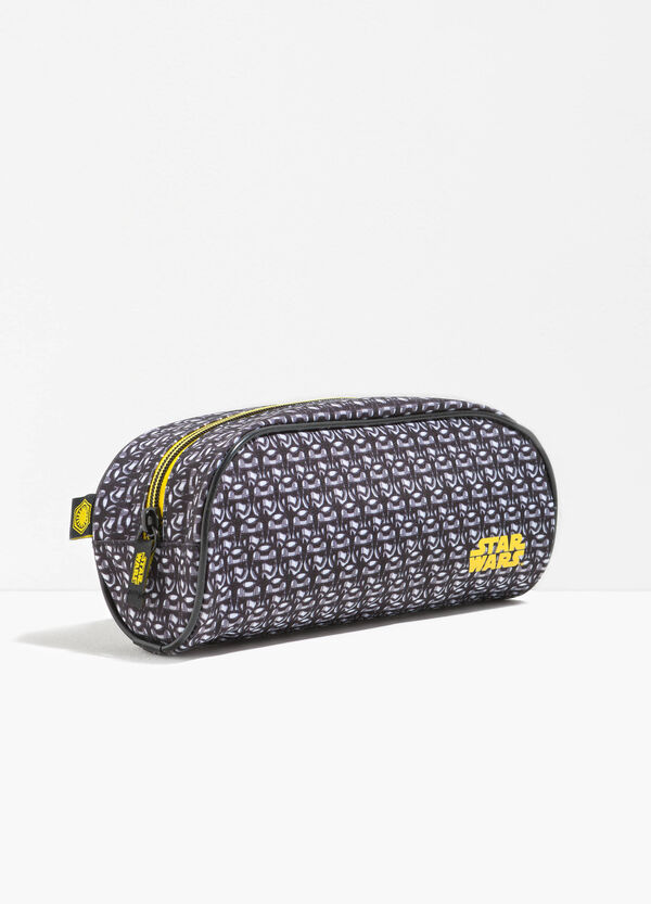 Beauty bag with Star Wars print and pattern | OVS