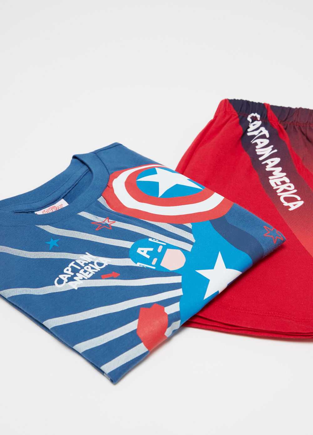 Marvel Avengers cotton pyjamas