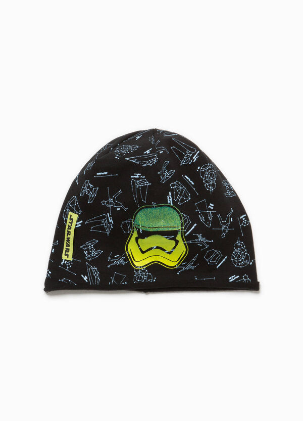 Cappello a cuffia in jersey Star Wars