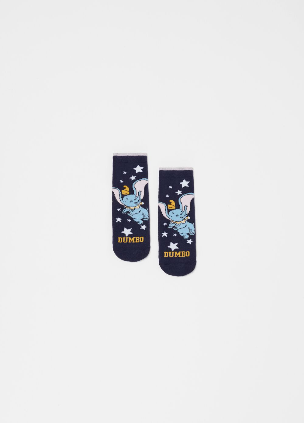Short Dumbo slipper socks