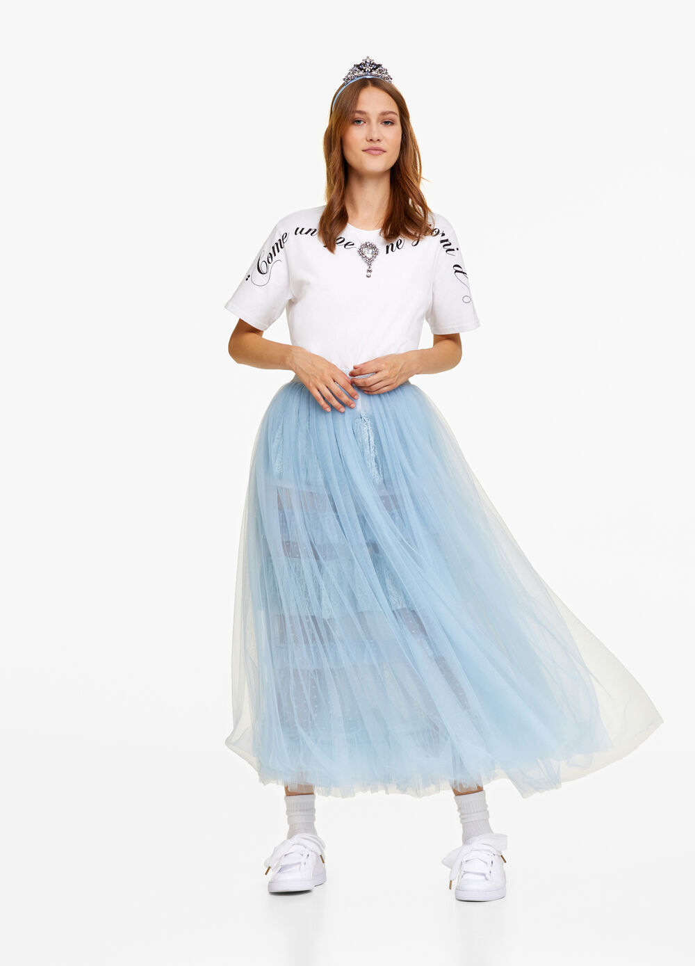 OVS Arts of Italy Cenerentola skirt