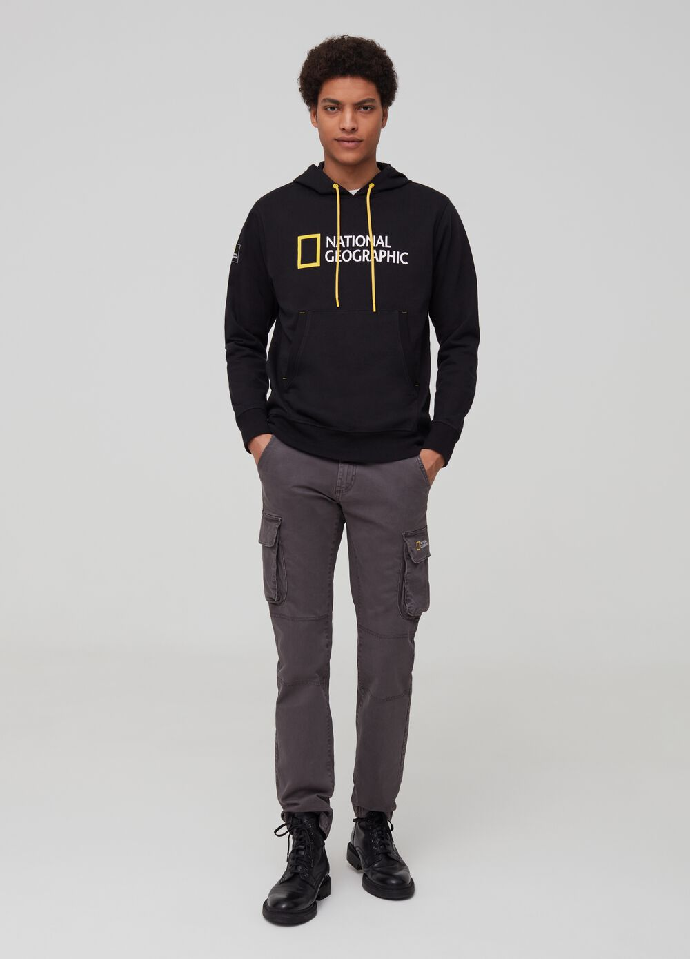 National Geographic cargo trousers