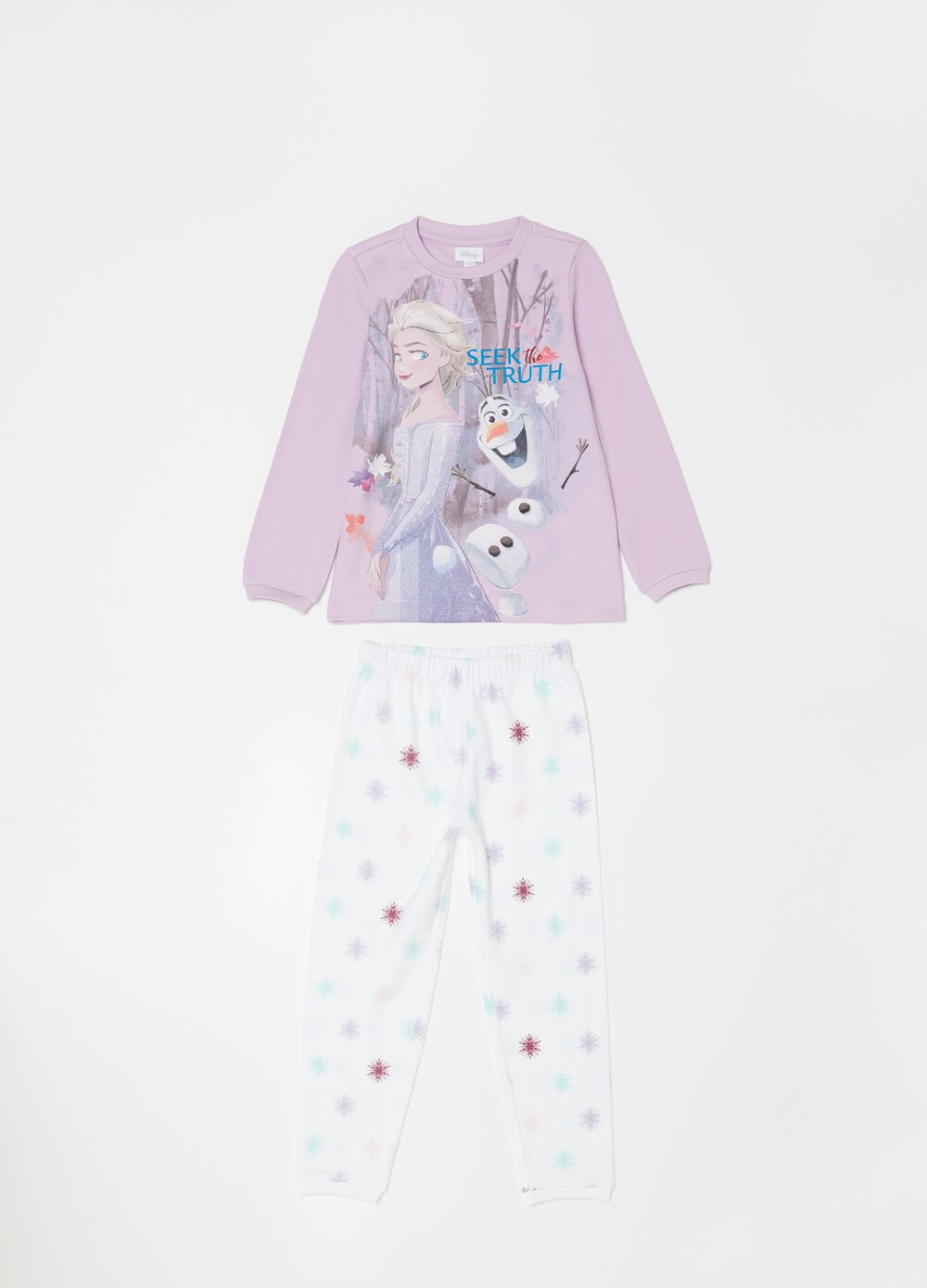 Disney Frozen 100% cotton pyjamas