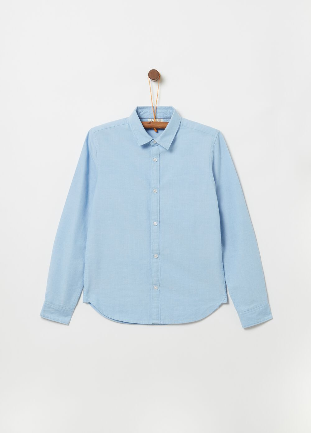 Cotton piquet shirt by Maui and Sons