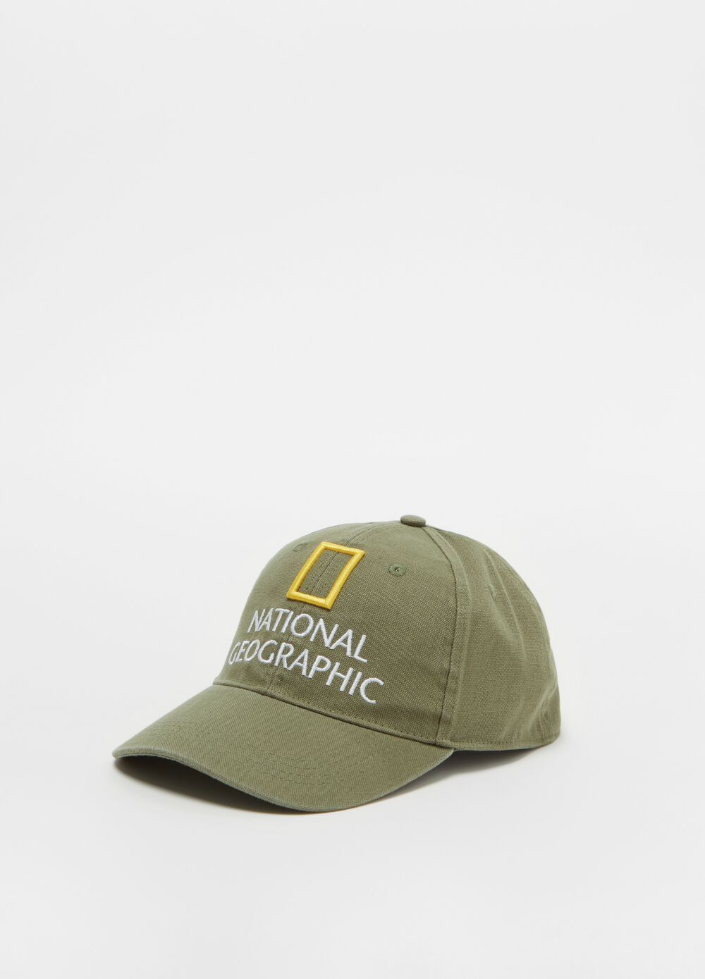 National Geographic baseball cap