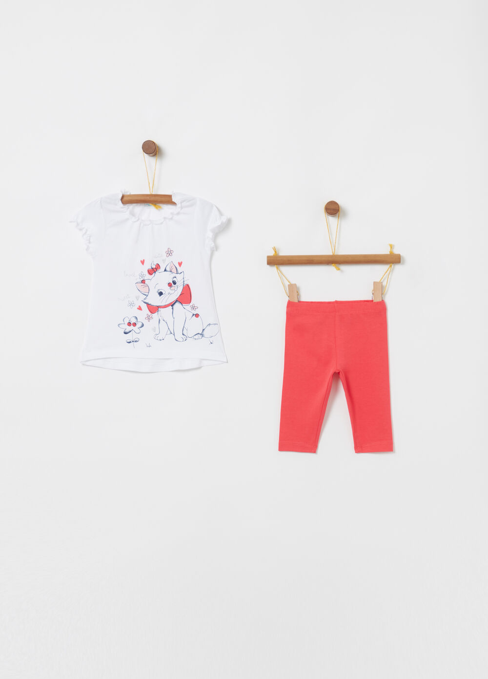 Disney Baby Aristocats jogging set