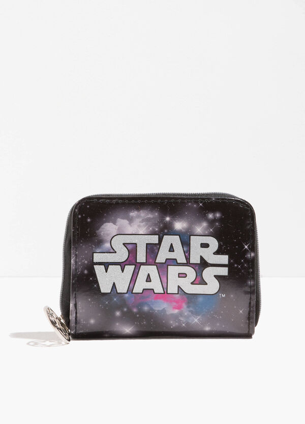 Coin purse with maxi Star Wars print | OVS
