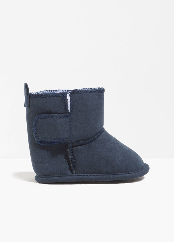 High-top fabric shoes | OVS