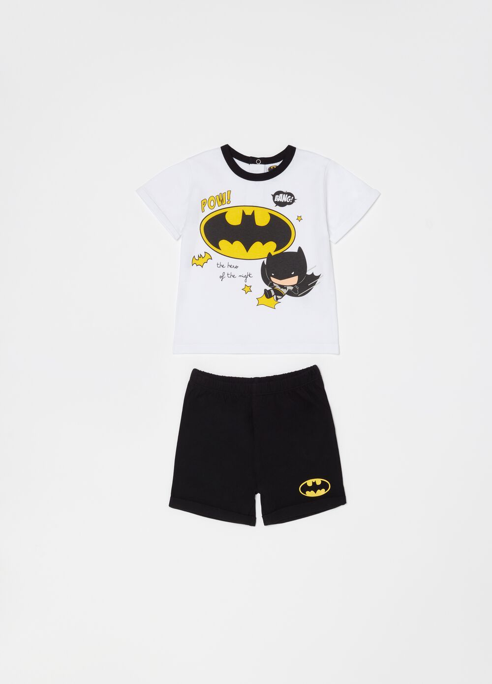Short Warner Bros Batman pyjamas
