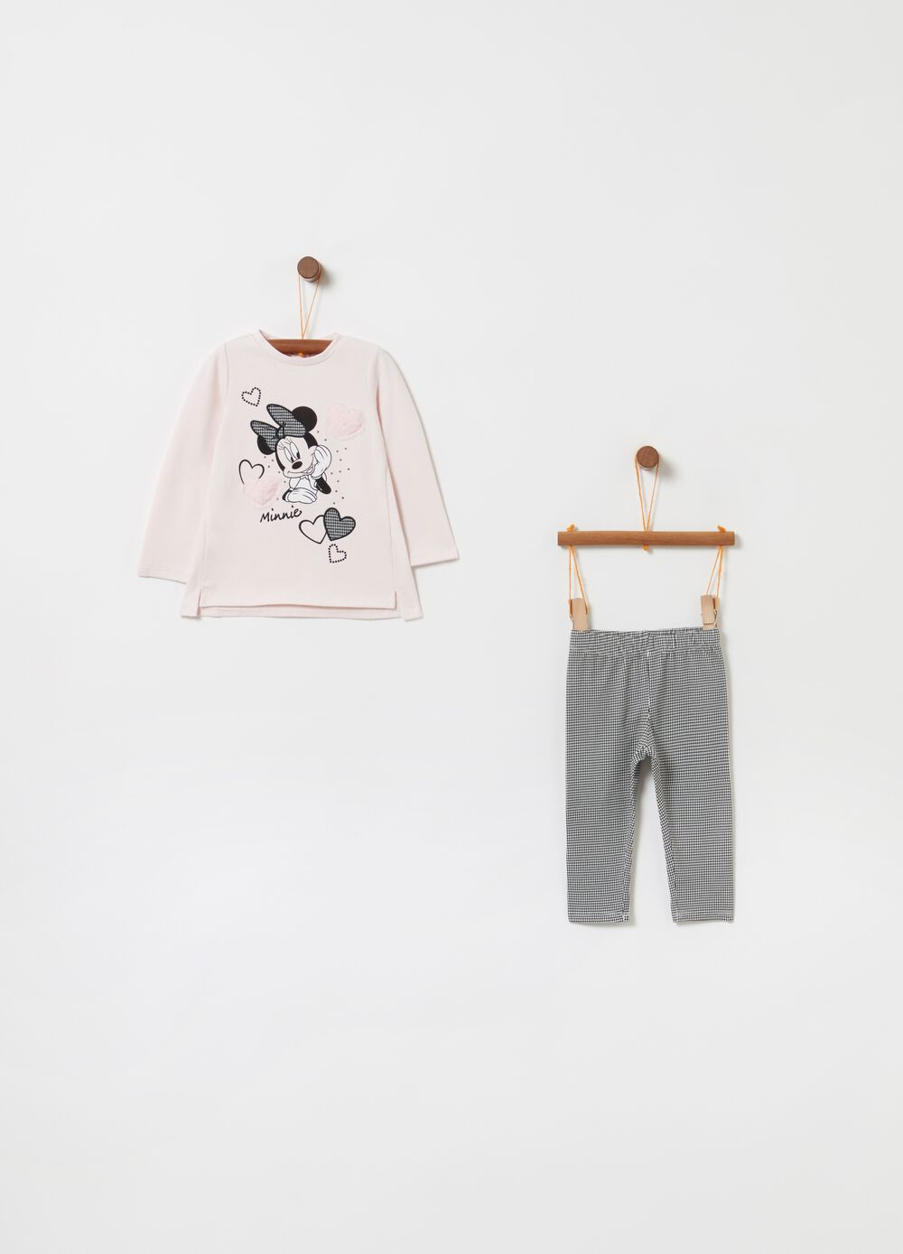 Set t-shirt e leggings Disney Minnie