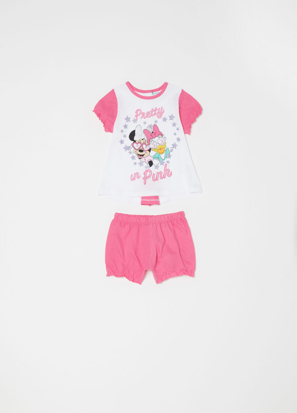 Disney Baby Minnie Mouse and Daisy Duck pyjamas