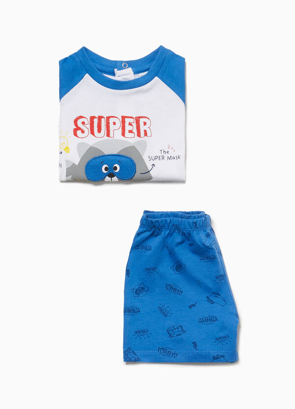 100% cotton animal pyjamas
