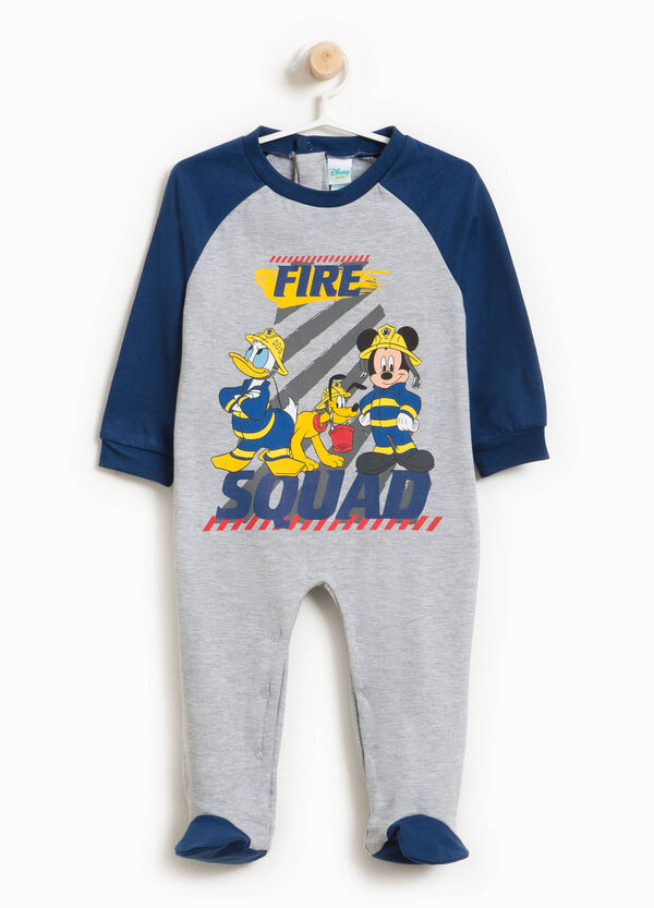 Mickey Mouse onesie with feet | OVS