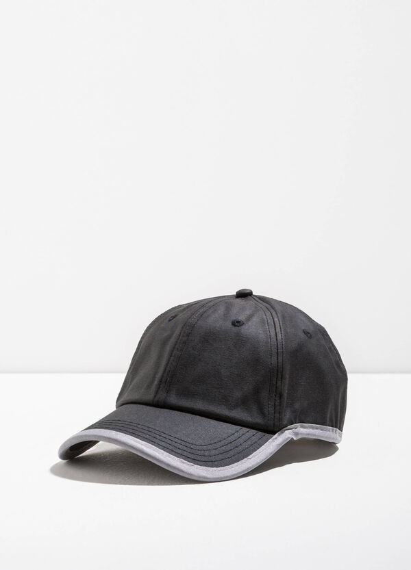 Baseball cap with trim | OVS