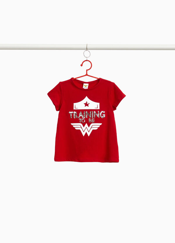Wonder Woman stretch T-shirt