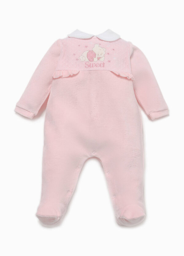 Onesie with Winnie the Pooh patch and tulle | OVS