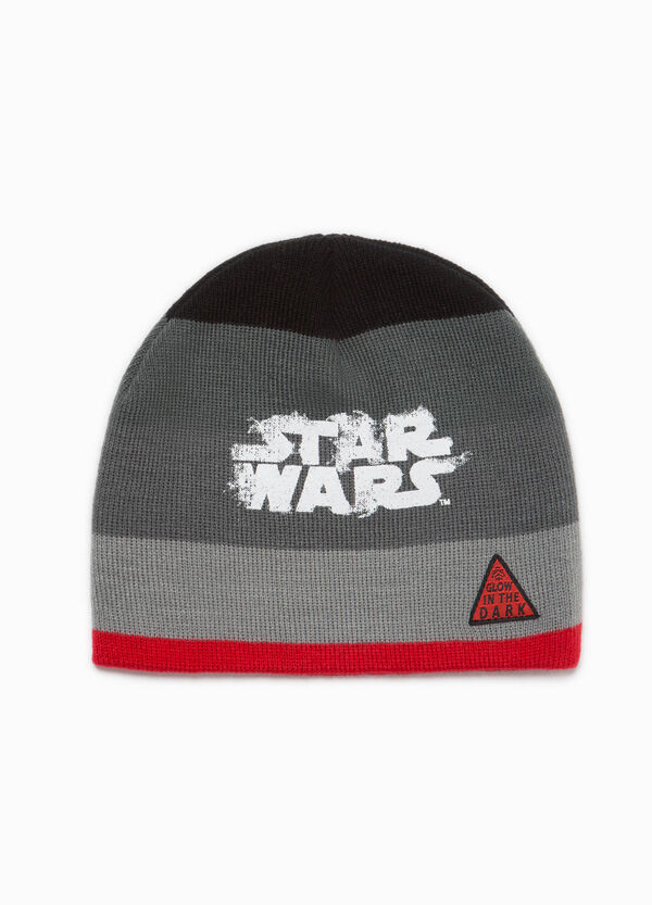 Star Wars striped beanie cap | OVS