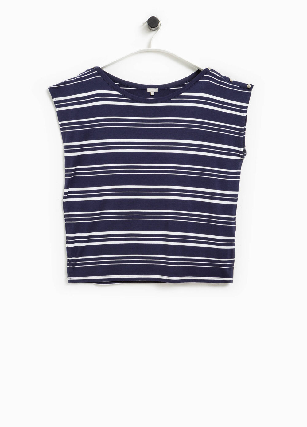 Smart Basic striped T-shirt