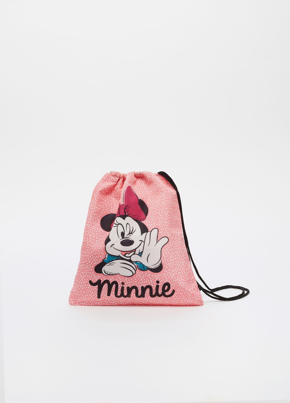 Disney Minnie Mouse baby sleeping bag with pattern