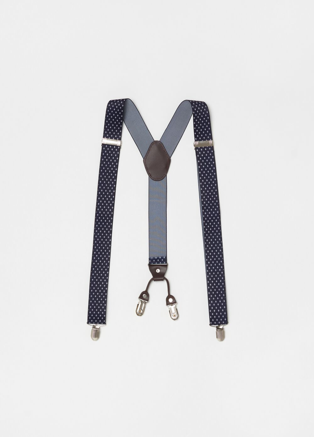 Thin patterned braces