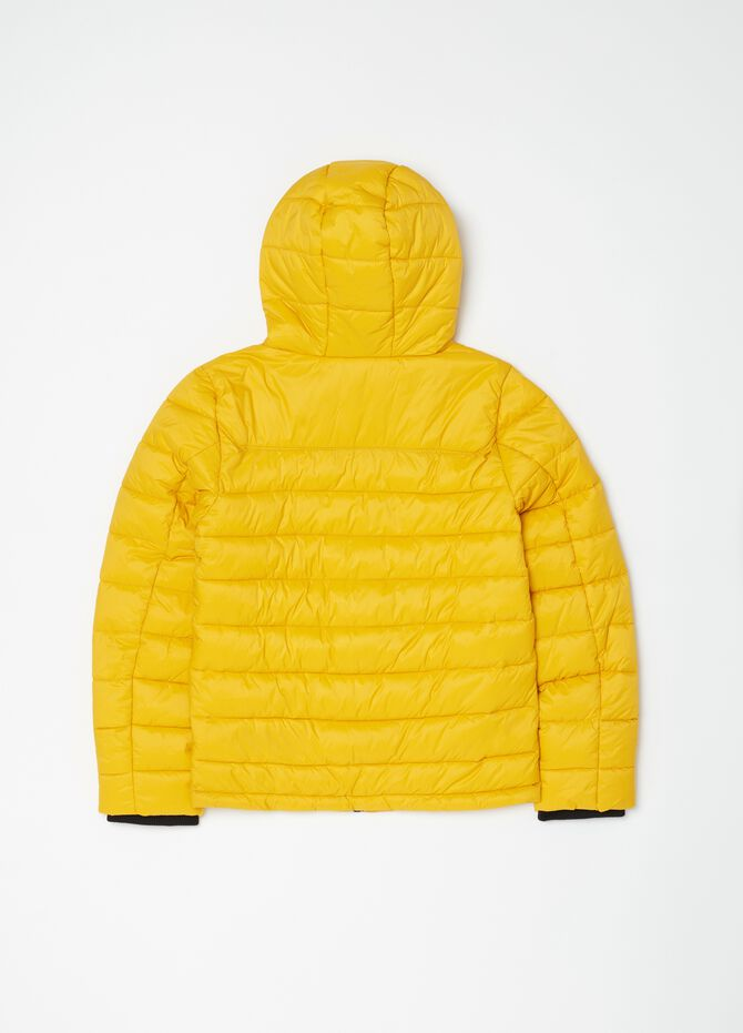 Ultralight padded down jacket with hood