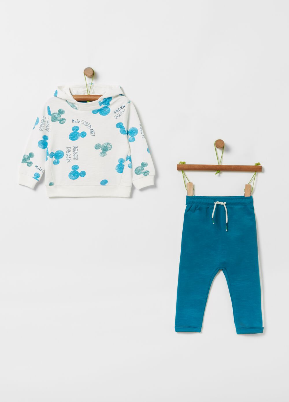 Disney Baby Mickey Mouse jogging set
