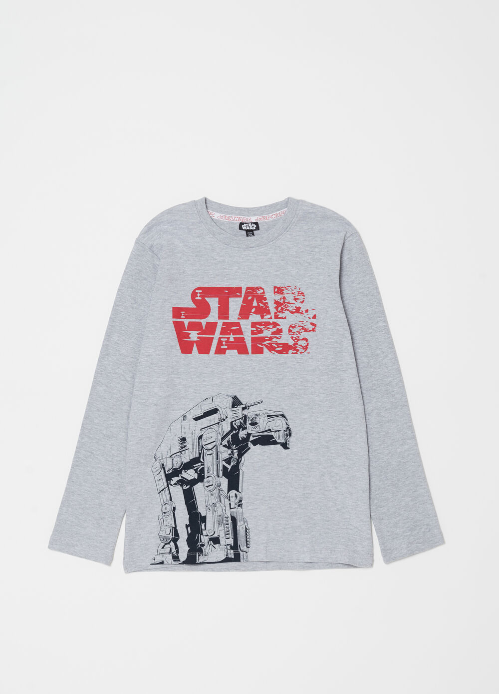 Pijama con estampado Star Wars