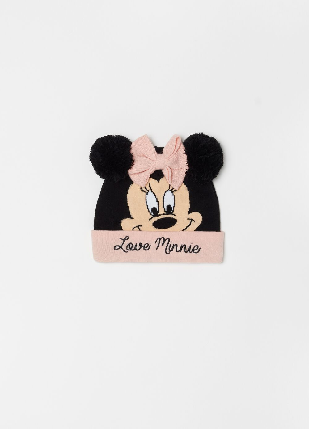 Hat with Disney Minnie Mouse pompom