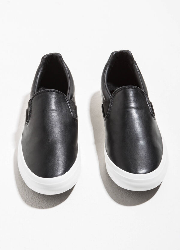 Slip-ons with rubber sole | OVS