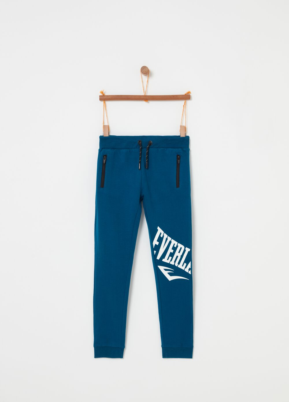 Everlast French terry trousers