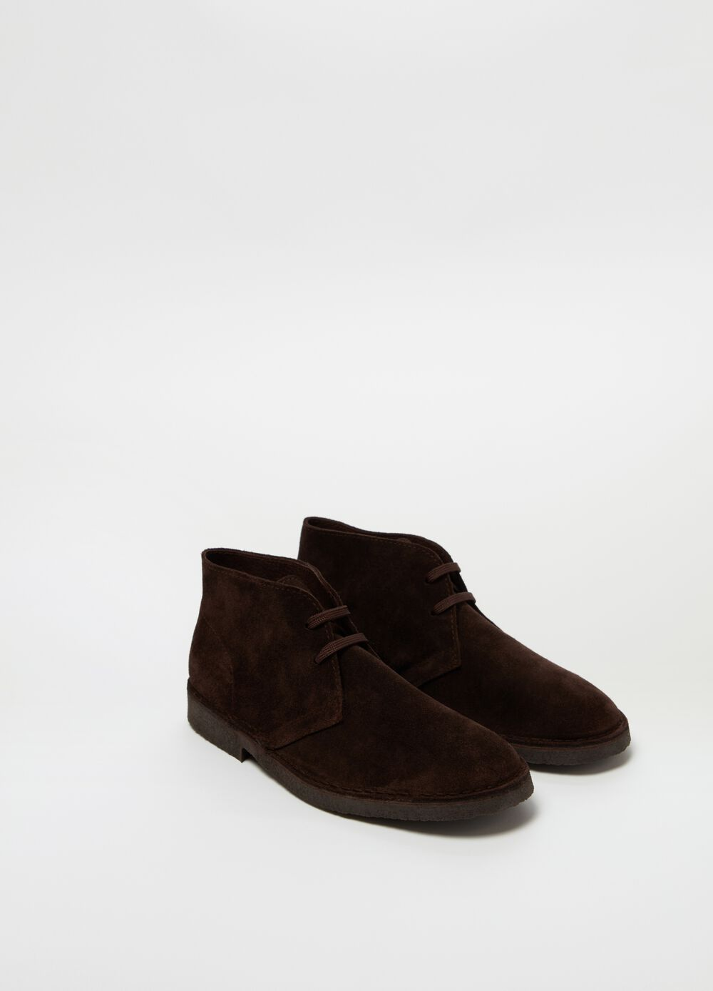 Rumford genuine leather desert boot