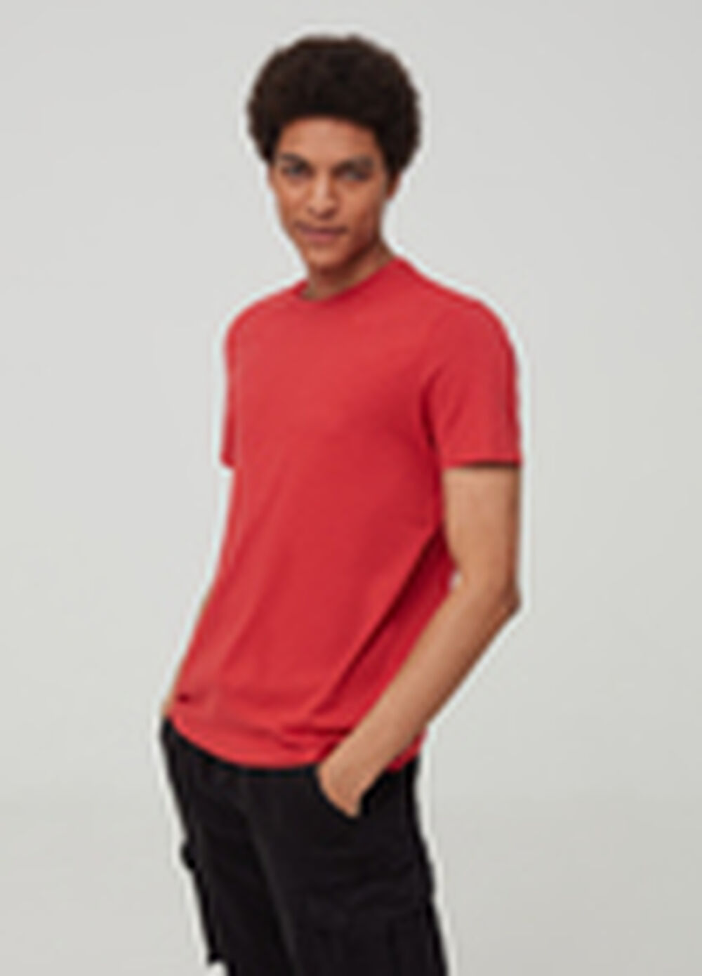 100% Supima cotton T-shirt
