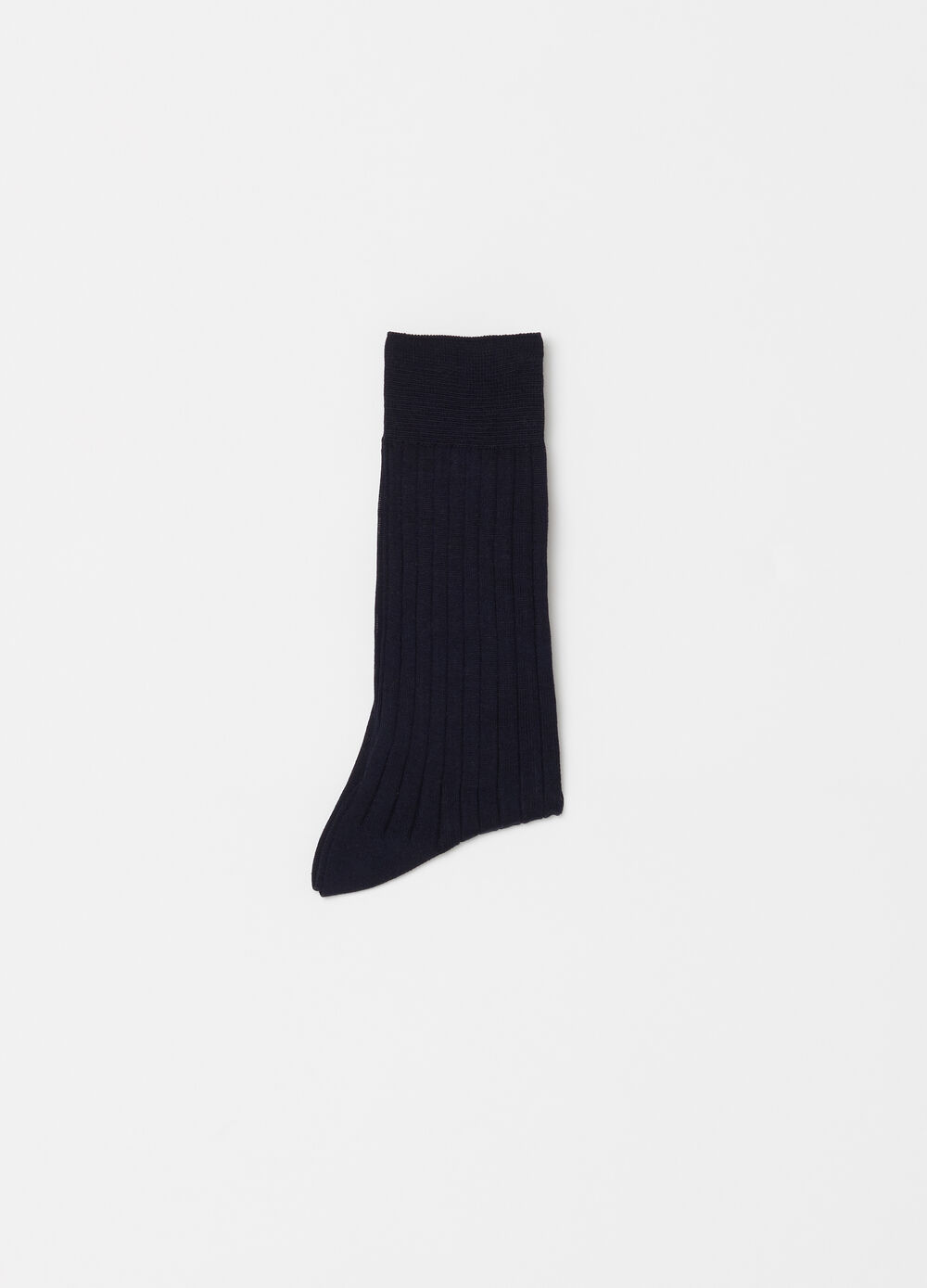 Short socks in lisle cotton