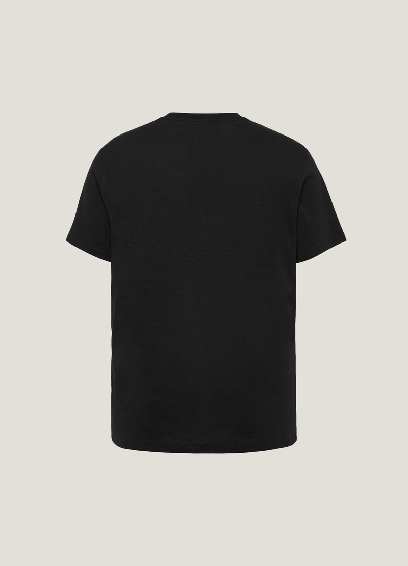 PIOMBO T-shirt in Supima cotton image number null