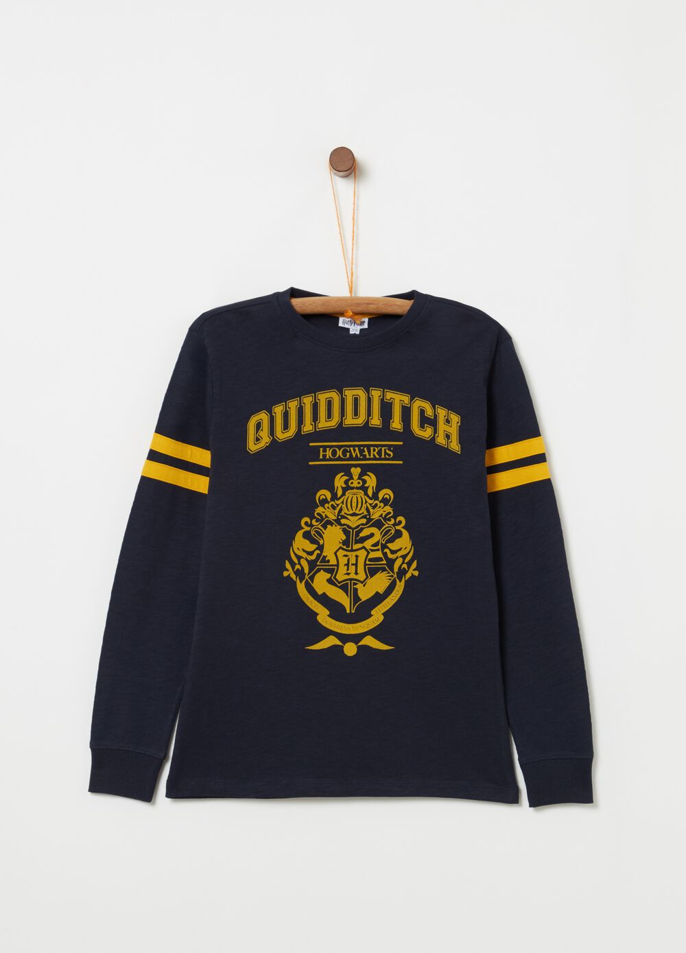 Camiseta en algodón 100% estampado Harry Potter