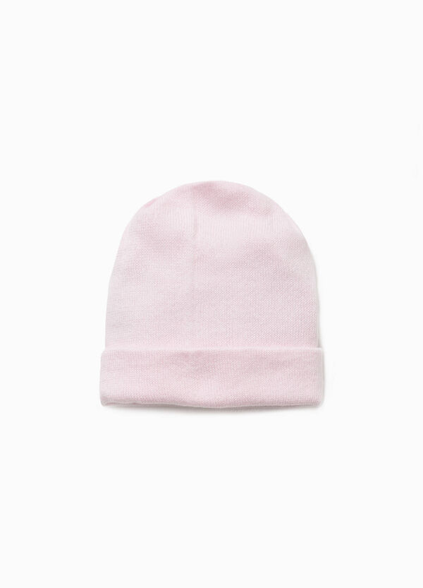 Solid colour cotton beanie | OVS