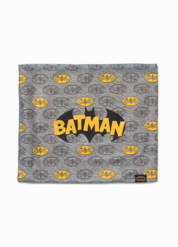 Neck warmer with Batman pattern | OVS